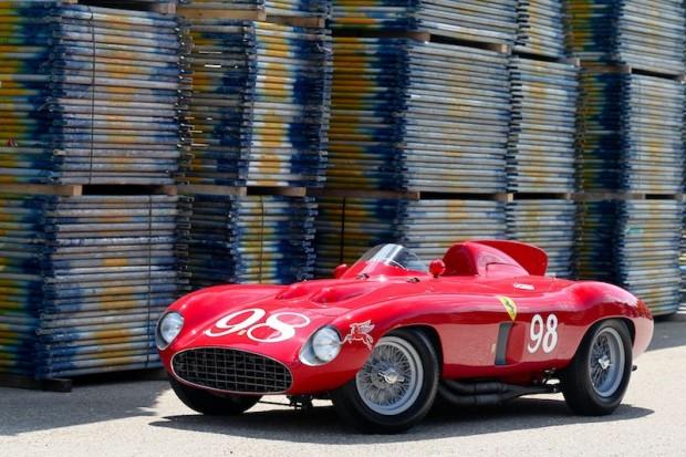 1955 Ferrari 857 Sport for sale, John Edgar Racing