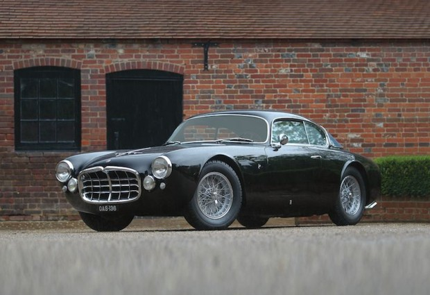 1955 Maserati A6G 2000 bodied by Frua