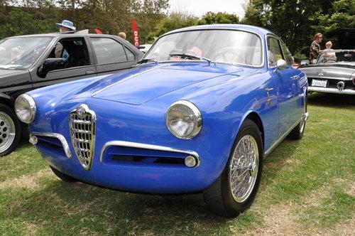 1956 Alfa Romeo SV Coupe