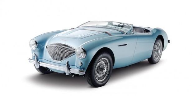 1956 Austin-Healey 100M Le Mans Roadster