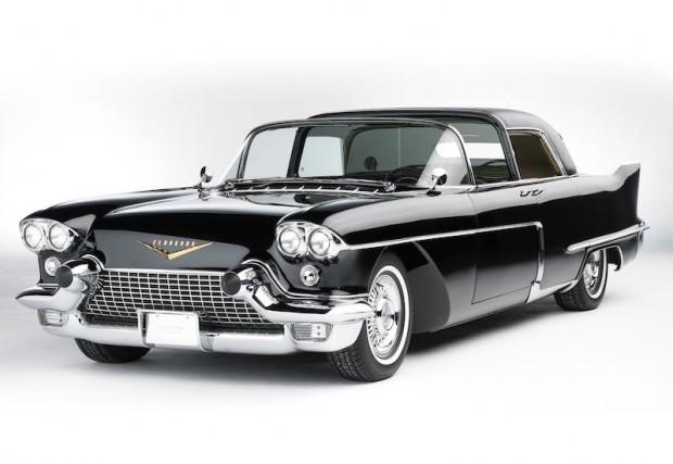 1956 Cadillac Eldorado Brougham Town Car Prototype