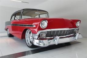 1956 Chevrolet Bel Air Sold for $297,000