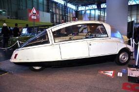 1956 Citroen C10 prototype