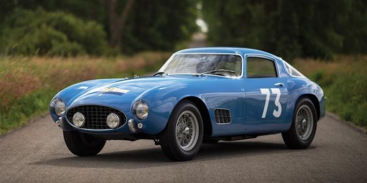 1956 Ferrari 250 GT Berlinetta Competizione Tour de France (photo: Patrick Ernzen)