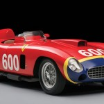 Ferraris at 2015 RM Sotheby's New York City