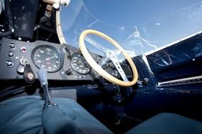 1956 Jaguar D-Type Cockpit