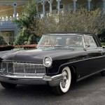 Lincoln Celebrated at 2013 Pebble Beach Concours
