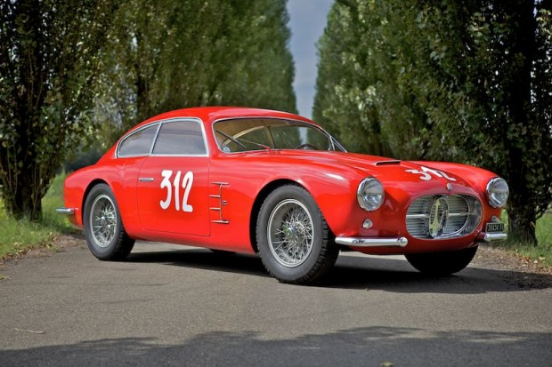 1956 Maserati A6G/54 Competition Berlinetta