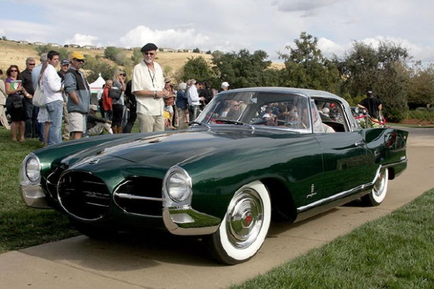 <strong>Hot Italian Award - 1956 Nash Rambler Palm Beach, Betty Harguindeguy, Murphys, CA</strong>