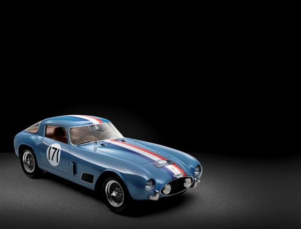 <strong>1956 Ferrari 250 GT Berlinetta Tour de France – Estimate €2,750,000 – €3,250,000.</strong> Chassis # 0563 GT is the last of the series of eight cars produced in this body style. With its strong competition history, it would be eligible for the Tour Auto, Mille Miglia Storica and Shell Ferrari Maserati Historic Challenge. Last seen at RM's Monterey sale last August, where it failed to sell at high bid of $3,900,000 USD.