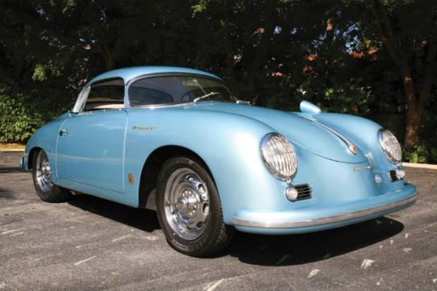 <strong>1956 Porsche 356A 1600S Speedster – Estimate $150,000 - $200,000.</strong>