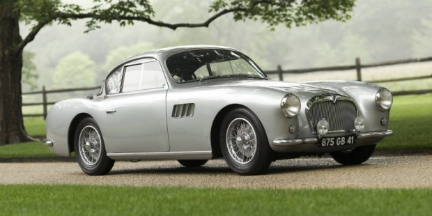 <strong>1956 Talbot-Lago T14 LS – Estimate $150,000 - $200,000. </strong>From Michael Schudroff Collection.