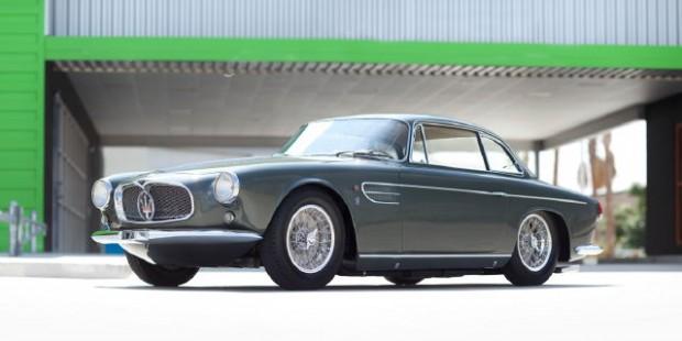 1956 Maserati A6G/54 Berlinetta with coachwork by Allemano