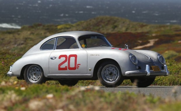 1956 Porsche 356 A 1500 GS Carrera Coupe