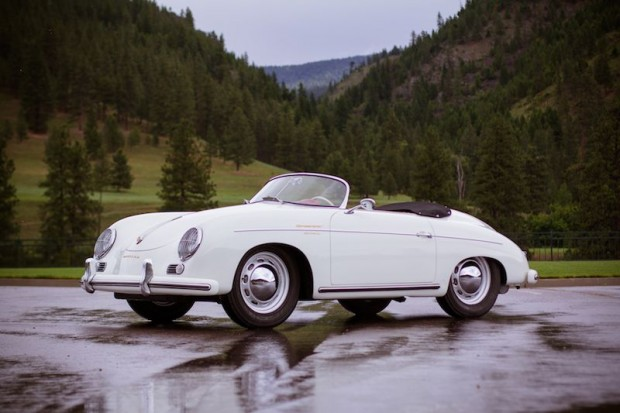 1956 Porsche 356 1500 GS Carrera Speedster