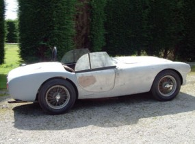 1957 AC Bristol sold for £90,750