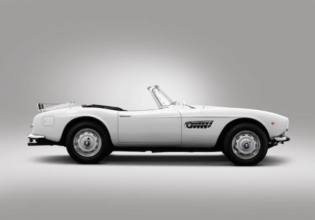 1957 BMW 507 Convertible