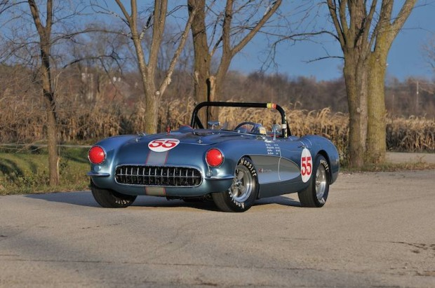 1957 Chevrolet Corvette Race Car