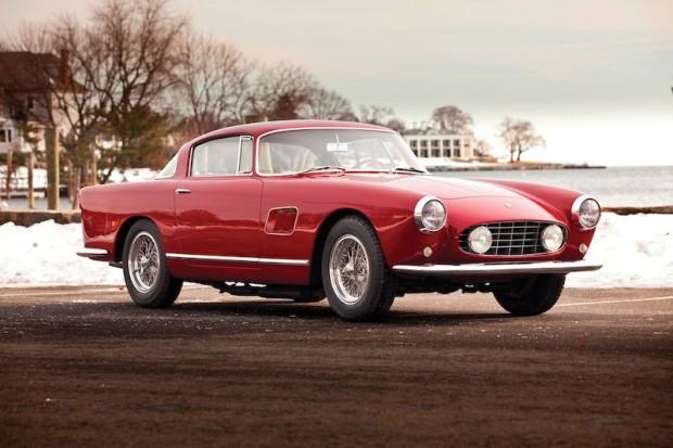 1957 Ferrari 250 GT Boana Berlinetta