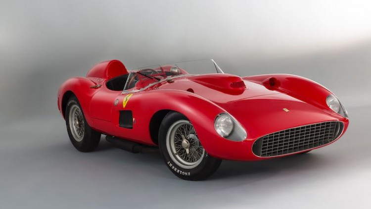 1957 Ferrari 335 Sport sold for €32,075,200
