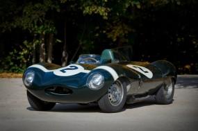 1957 Jaguar D-Type XKD558