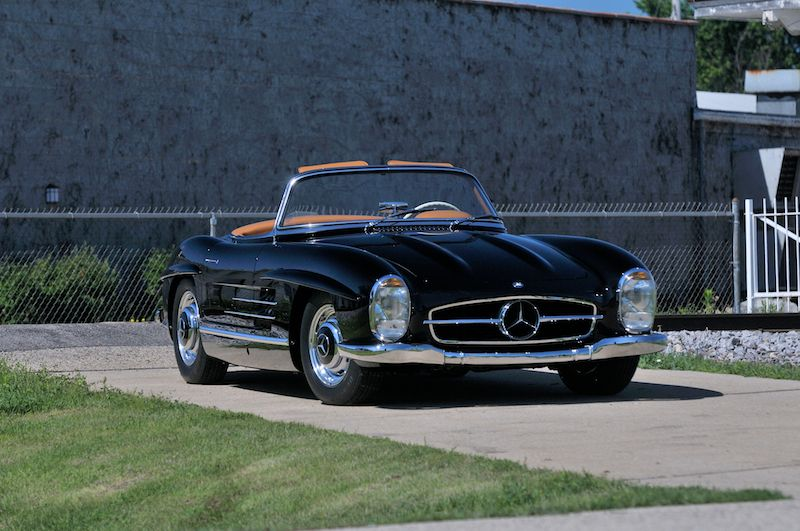 Mecum monterey 2014 auction preview for Mercedes benz of monterey monterey ca