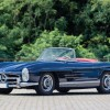 1957 Mercedes-Benz 300 SL Roadster (photo: Cymon Taylor)