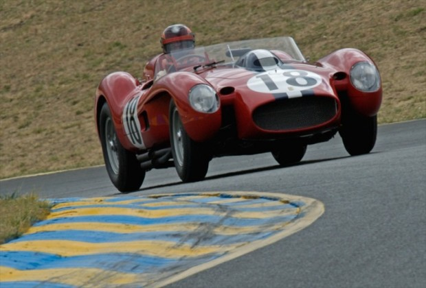 1957 Ferrari 250 TR Jon Shirley
