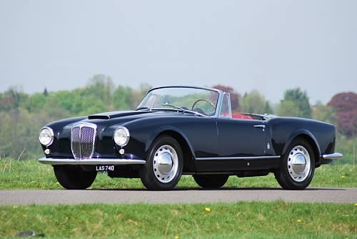 <strong>1957 Lancia Aurelia B24S Convertible Sold for €156,400</strong>