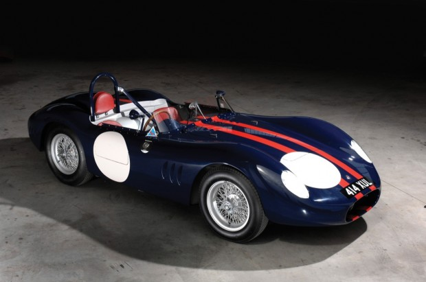 <strong>1957 Maserati 250S – Estimate €1,500,000 - €1,700,000. </strong>Chassis # 2431 is the first official factory Tipo 250S built, delivered new to the Texas dealership Hall & Shelby of Carroll Shelby and Dick Hall, brother of future Chaparral founder, Jim Hall. Raced successfully in period by Shelby and Jim Hall.