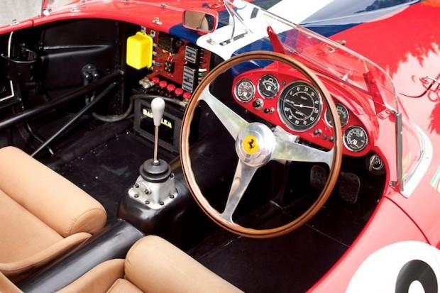1957 Ferrari 250 TR Interior