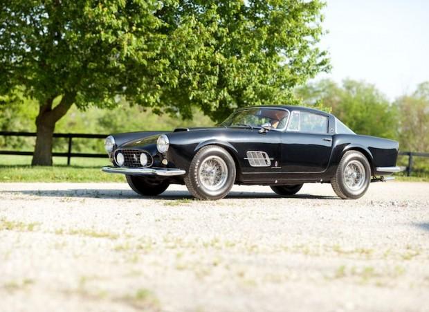 1957 Ferrari 410 Superamerica Series II Coupe, Chassis No. 0715 SA