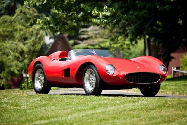 1957 Ferrari 500 TRC bodied by Scaglietti