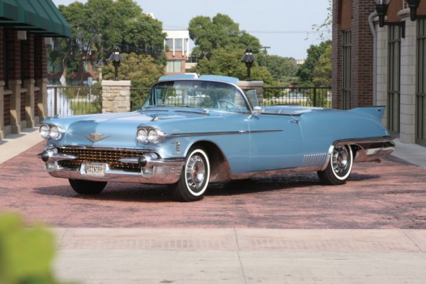 1958 Cadillac Eldorado The Raindrop Dream Car - Estimate $250,000 - $300,000