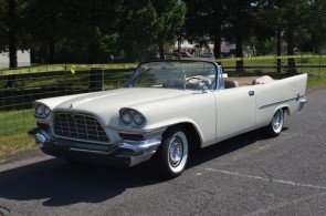 1958 Chrysler 300 D Convertible