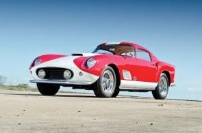 1958 Ferrari 250 GT LWB Tour de France Berlinetta