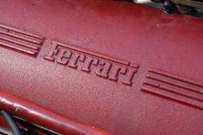 1958 Ferrari 250 Testa Rossa 0738 TR Engine Valve Cover
