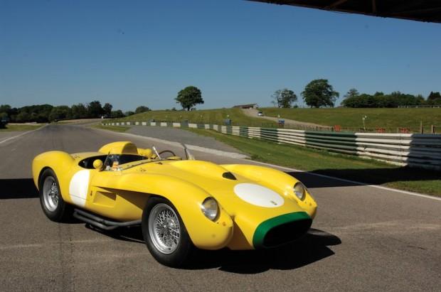 1958 Ferrari 250 Testa Rossa 0738 TR Front Right