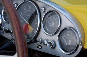 1958 Ferrari 250 Testa Rossa 0738 TR Gauges