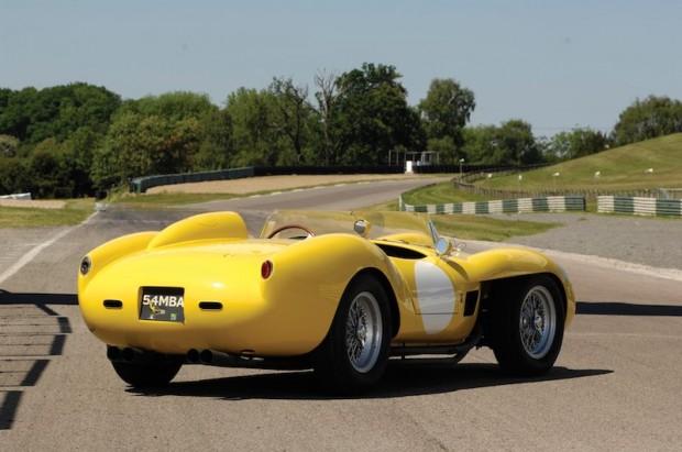 1958 Ferrari 250 Testa Rossa 0738 TR Right Rear