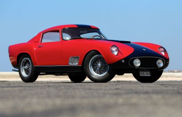 1958 Ferrari 250GT LWB TDF
