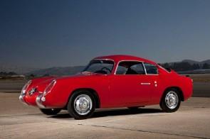 1958 Fiat Abarth 750 GT Double Bubble Zagato