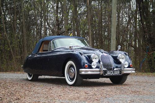 Russo and steele scottsdale 2013 auction preview - Jaguar xk150 drophead coupe ...