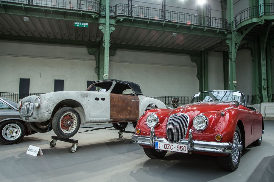 1958 Jaguar XK150SE 3.4-Litre Roadster - Bonhams