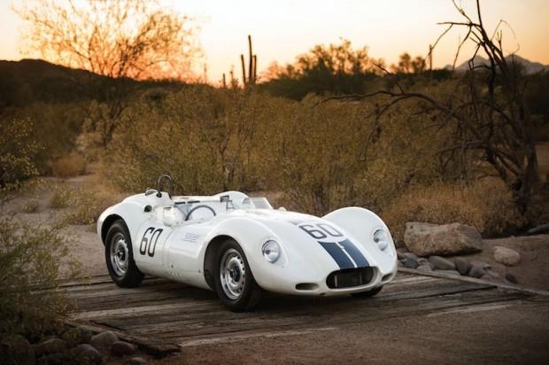 1958 Lister-Jaguar Knobbly Prototype