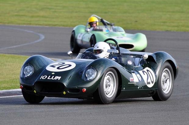 1958 Lister Jaguar of Phil Bennett