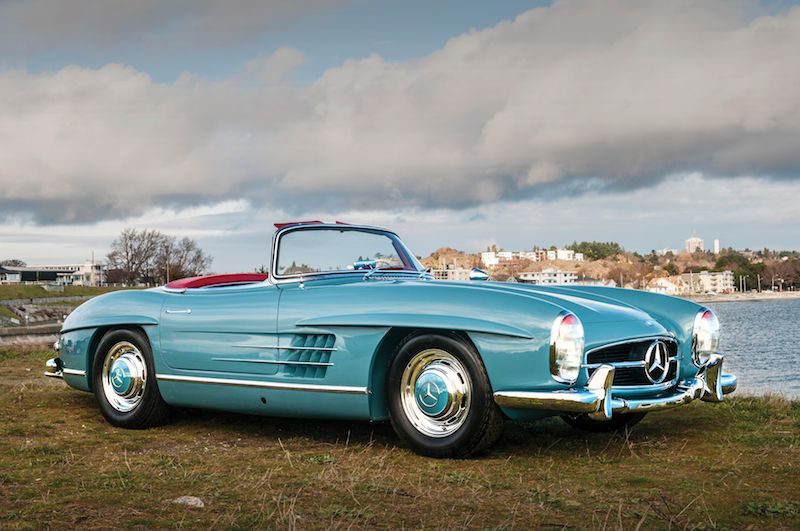 Rm auctions arizona 2014 auction preview for Mercedes benz 300 sl roadster