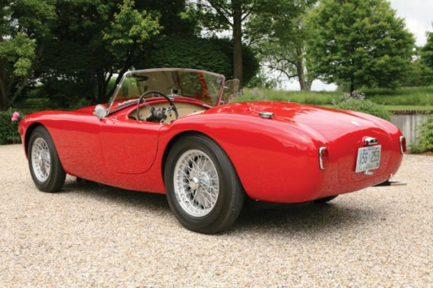 <strong>1958 AC Ace Bristol Roadster – Estimate $165,000 - $185,000.</strong>