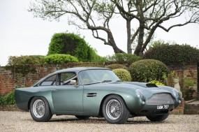 1959 Aston Martin DB4 Works Service Prototype Design Project DP2155