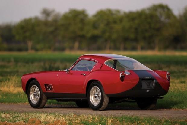 1959 Ferrari 250 GT LWB Berlinetta TdF
